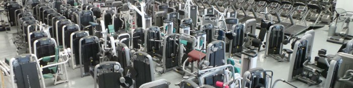 Specialty Weight Machines & Stations